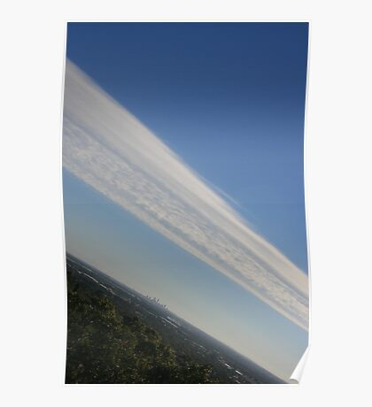 Cloud Band Poster