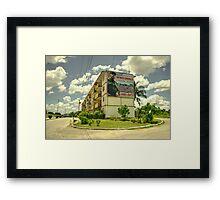 Adelante from Fidel  Framed Print