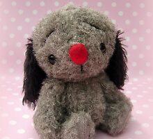Sweep, Sooty Show - Handmade bears from Teddy Bear Orphans by Penny Bonser