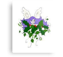 Holly, Ivy & Mistletoe Metal Print