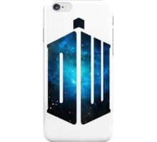 Doctor Who: Logo Model 3 iPhone Case/Skin