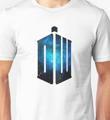 Doctor Who: Logo Model 3 Unisex T-Shirt