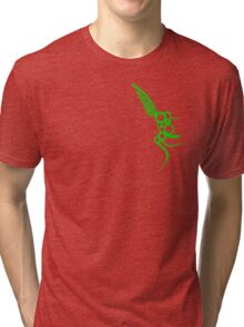 Abstract Fly Tri-blend T-Shirt