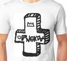 odd future cross Unisex T-Shirt