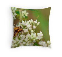 Best Bug Buds Throw Pillow