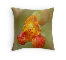 (July) Suspention Throw Pillow