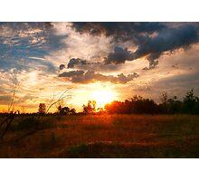 Russian Landscape Photographic Print