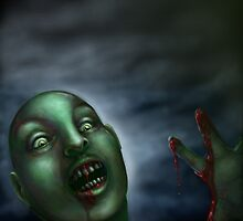 Zombie by annabat