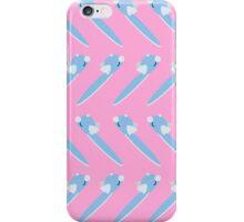 Sleeping Dratini!! iPhone Case/Skin