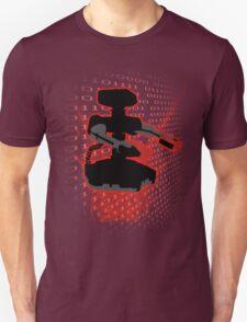 Super Smash Bros Red ROB Silhouette Unisex T-Shirt