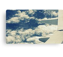 high above you Canvas Print