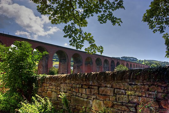 Whalley Arches by inkedsandra