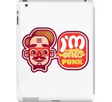 I'm Into Punk iPad Case/Skin