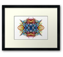 I Have Confidence in My Skills Framed Print