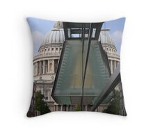 Named after St Paul, reflected by the Salvation Army (London, UK) Throw Pillow