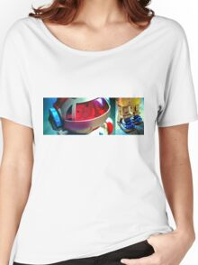 Retro Robot 2 Women's Relaxed Fit T-Shirt