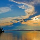 Evening Sky by Jane Best