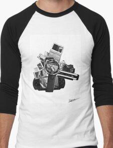 Technology Men's Baseball ¾ T-Shirt