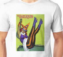 Golden-Age Harlequin Unisex T-Shirt