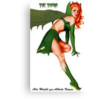 Golden-Age Thorn Canvas Print