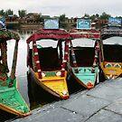 Shikara Ride by RajeevKashyap
