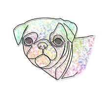Wire Pug by Almdrs