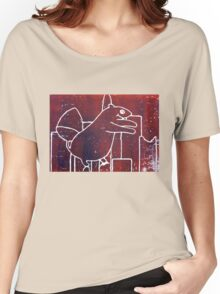 Squirrelzilla Women's Relaxed Fit T-Shirt