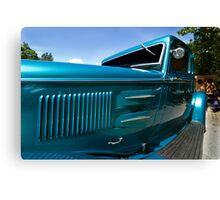 30's Plymouth Canvas Print