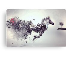 animal wallpaper Canvas Print