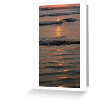 Light on Water II Greeting Card