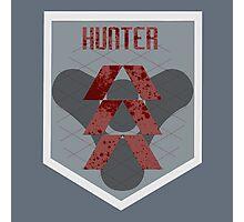 Destiny Hunter Badge Photographic Print
