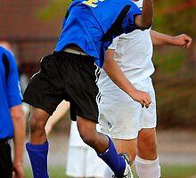 Soccer by Brett Clark