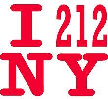 I 212 NY by hookink