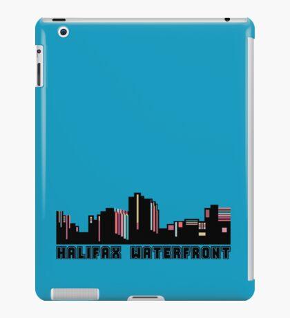 Halifax Waterfront - Nova Scotia iPad Case/Skin