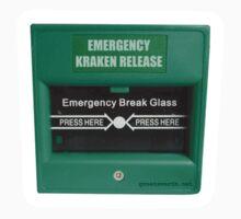 Emergency Kraken Release by Groatsworth