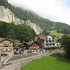 To Live in Lauterbrunnen, Switzerland by Danielle Ducrest
