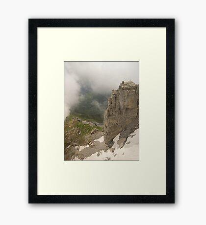 The Giants I Framed Print