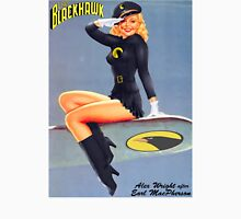 Lady Blackhawk Pin-Up 01 Unisex T-Shirt