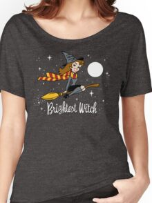 Brightest Witch Women's Relaxed Fit T-Shirt