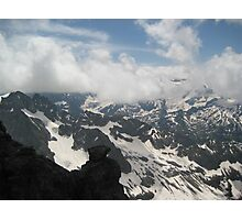 Above and Below - Switzerland Photographic Print