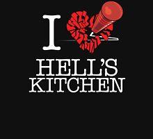 "I ""Love"" Hell's Kitchen Unisex T-Shirt"