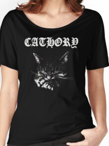 Cathory Women's Relaxed Fit T-Shirt