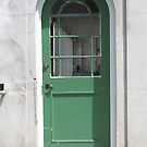 The Green Door by Keeawe