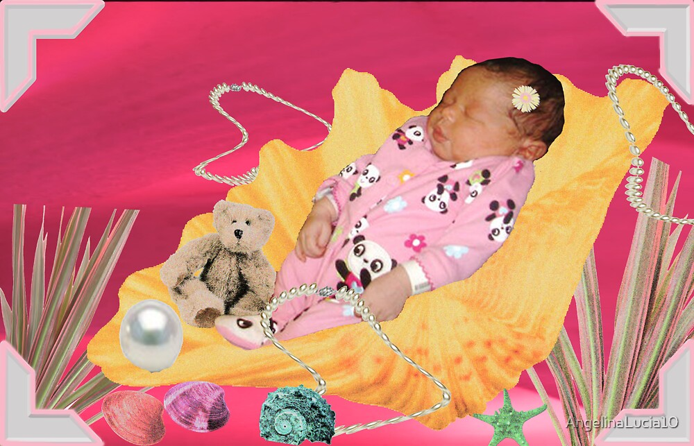 Precious Aaliyah by AngelinaLucia10