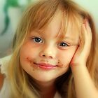 Chocolate face..... by Tigersoul