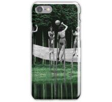 Desaturate iPhone Case/Skin