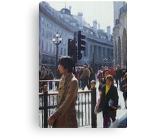 West end Canvas Print