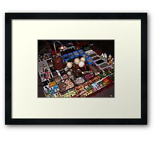 Cure All. Framed Print
