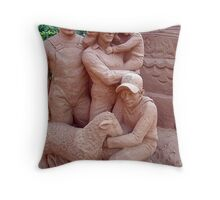 Sandland (2) Throw Pillow