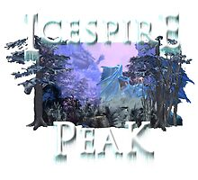 Neverwinter - Icespire Peak by red-leaf